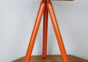 Kylies Triangular Stool, KTS-22S