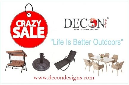 Crazy Outdoor Furniture Sale‎