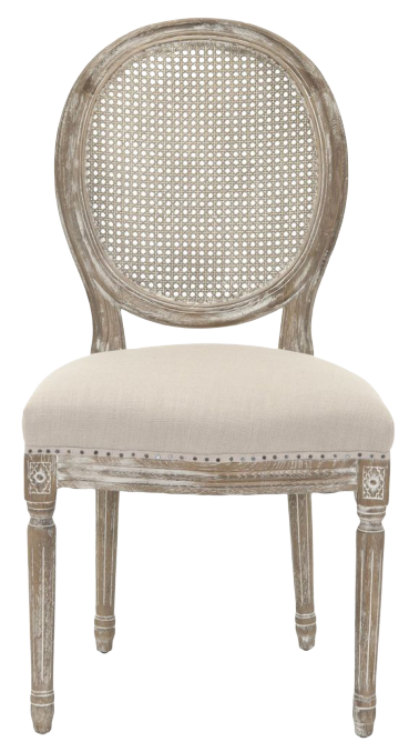 Aushman French Dining Chair