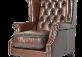 Bayard Chesterfield Chair, JD-272