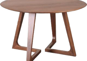 Etiqa Round Dining Table, JD-128