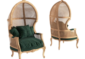 French Royale Chair, JD-202