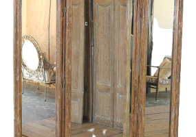 Charles 3 Panels Classic Mirror, JD-333