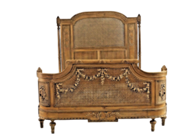 Louis XV Bed, JD-645