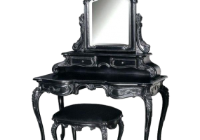 Louis French Dressing Table, JD-330
