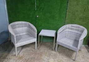 Berjaya Hills Chair & Table, HC-100Set