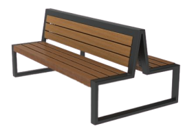 Aura Double Bench, KTS-302B