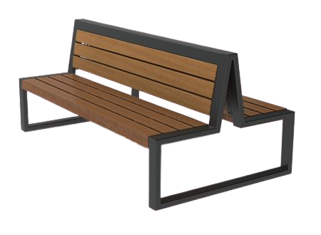 Aura Double Bench