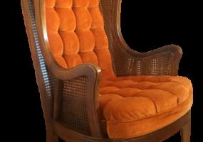 Elise Wing Highback Chair, JD-2017