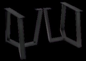 Thibault Metal Table Leg, KTS-43TL