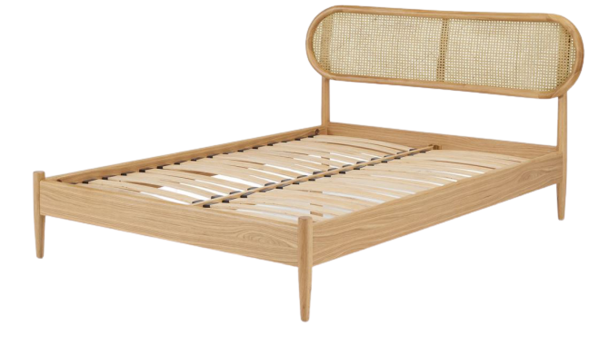 Natalie French Bed,