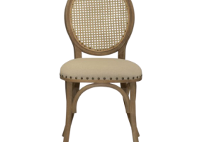 Afia Rattan Dining Chair With Padded Seat, JD-2023