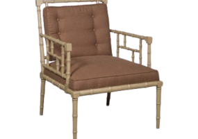 Aimee French Morgan Lounge Chair, JD-2039