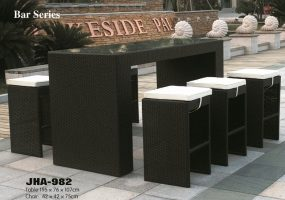 Wicker Bar Furniture  , JHA-982