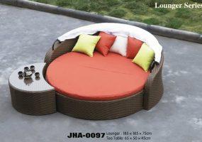 Garden Day Bed  , JHA-0097