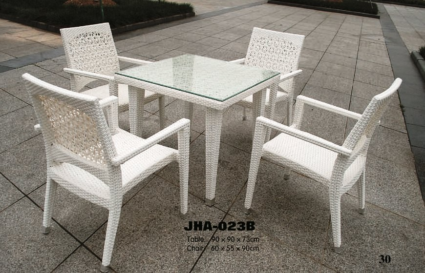 cafe dining sets - Garden Furniture Malaysia