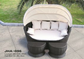Oval Day Bed , JHA-096