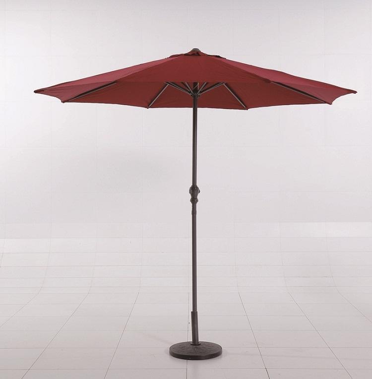 Maroon Color Umbrella