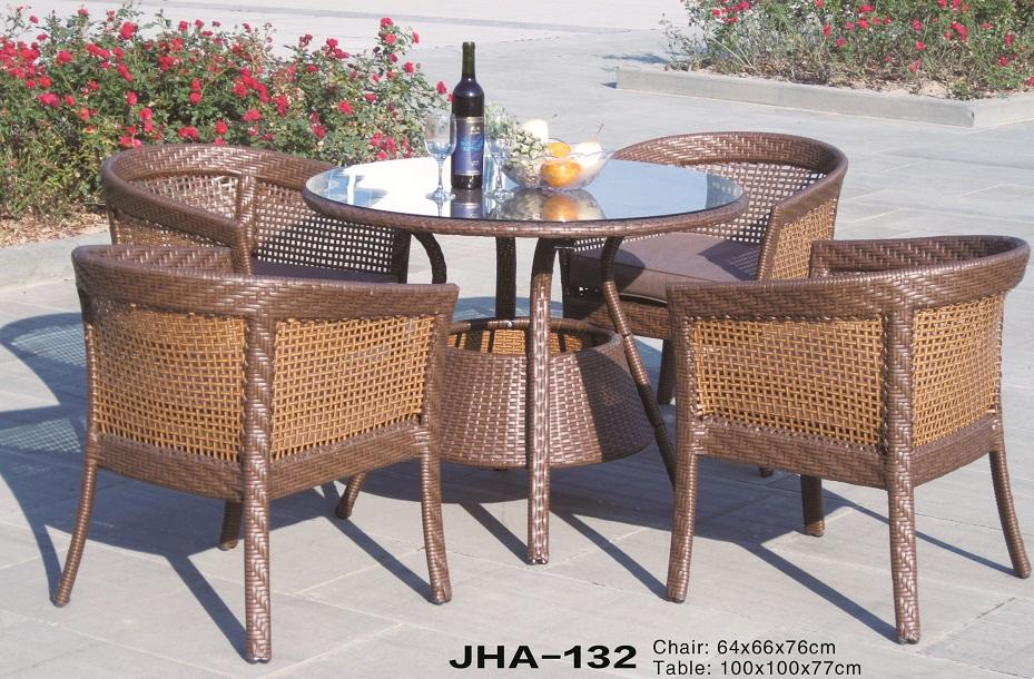 JHA-132, Round Designer Dining Set