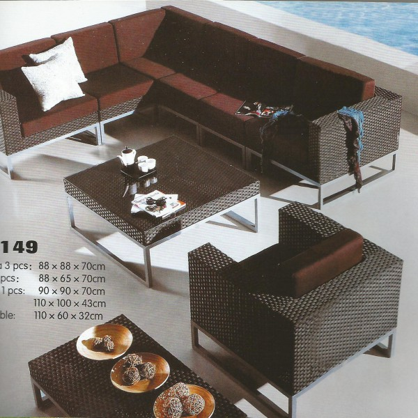 Decon Sectional Sofa