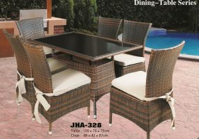 Sunperry Outdoor Dining Set , JHA-328
