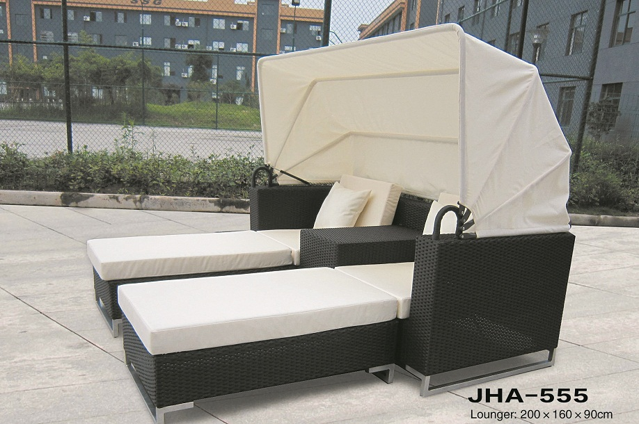 Canopy Pool side lounger