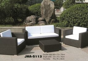 Sunperry Wicker Sofa Set , JHA-S113