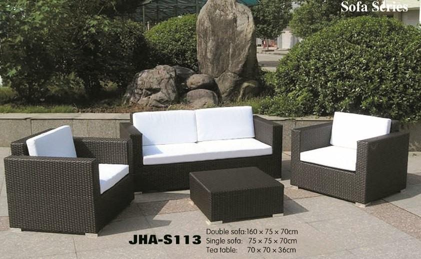 Sunperry Wicker Sofa Set