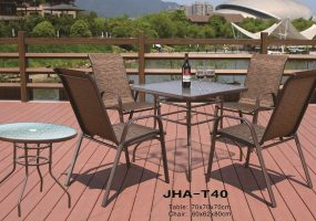 Patio Leisure Dining Set , JHA-T40