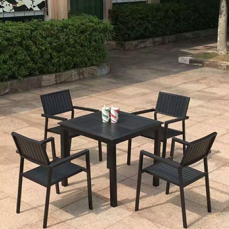polywood dining set