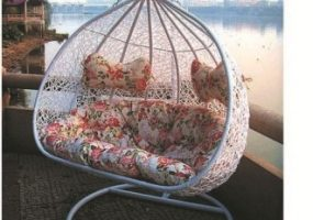 Saundra Patio Double Swing, JHA-178N
