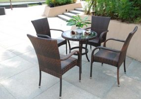 Patio Dining Chair , JHA-027