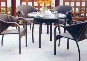 Patio Dining Set JHA-058