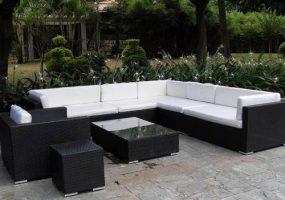 Sectional L Shape Sofa Set ,  JHA-143
