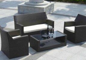 Patio Leisure Garden Sofa Set , JHA-141