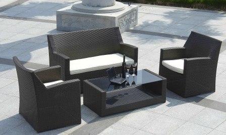 Patio Leisure Garden Sofa Set