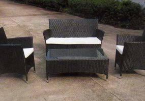 Wicker Garden Furniture ,  JHA-091B