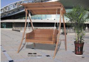 Rattan Garden Swing, JHA-198