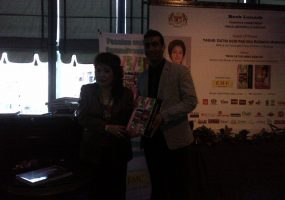 Puan Sri Dr Susan Cheah And Bilal Ahmad Bhat