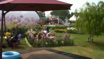 Flora Fest 2013 At Putrajaya