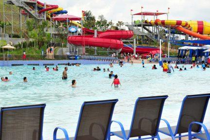 LEGOLAND Water Park LEGO Wave Pool