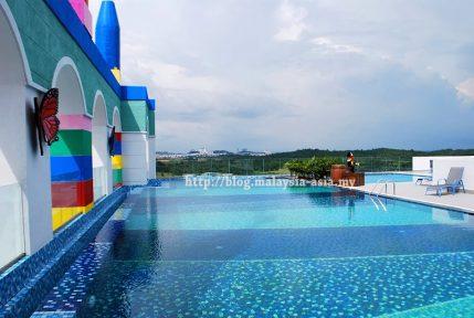 Legoland Hotel Johor Swimming Pool