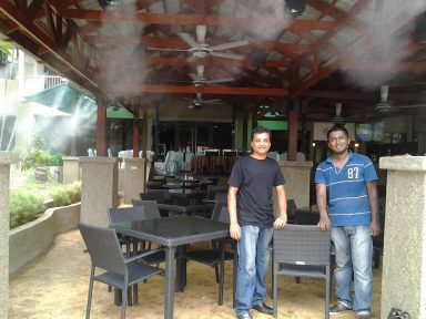 Pendata Cafe , Intekom Resort Shah Alam
