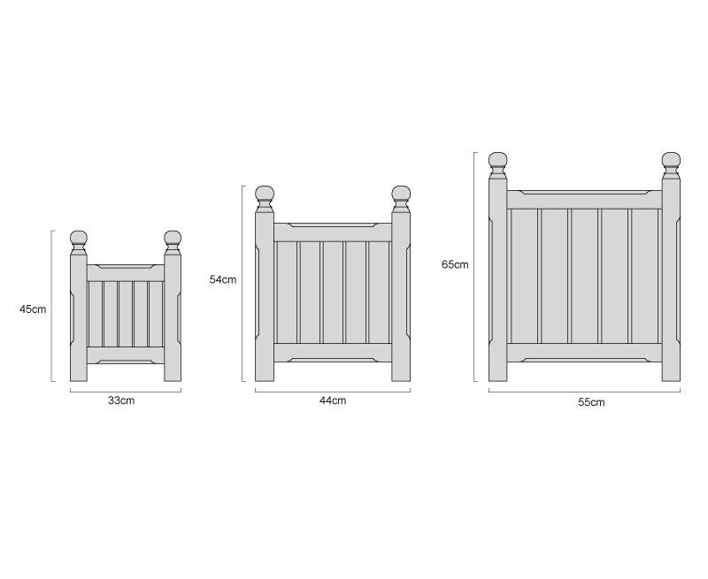 hc051 set_versailles_planter_set_drawn_lg