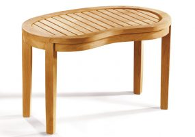 Contemporary Oval Coffee Table HC-073