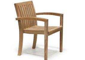 Teak Wood Dining Chair, HC-085