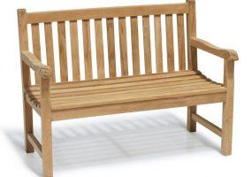 Windsor Teak Garden Bench , HC-107