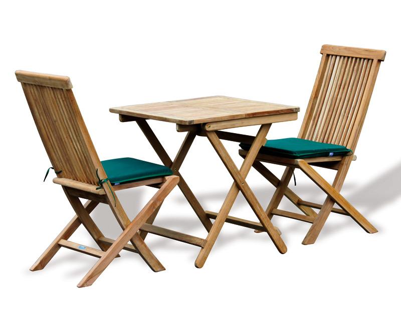 Rimini Teak Wood Folding Table Set Teakwood Table Supplier