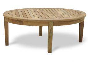 Oval Teak Wood Coffee Table ,HC-684