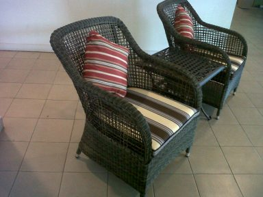 Garden Wicker Chairs